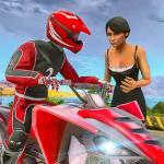 ATV Quad Bike Taxi Game